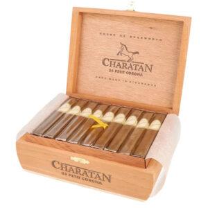 Charatan Petit Corona box